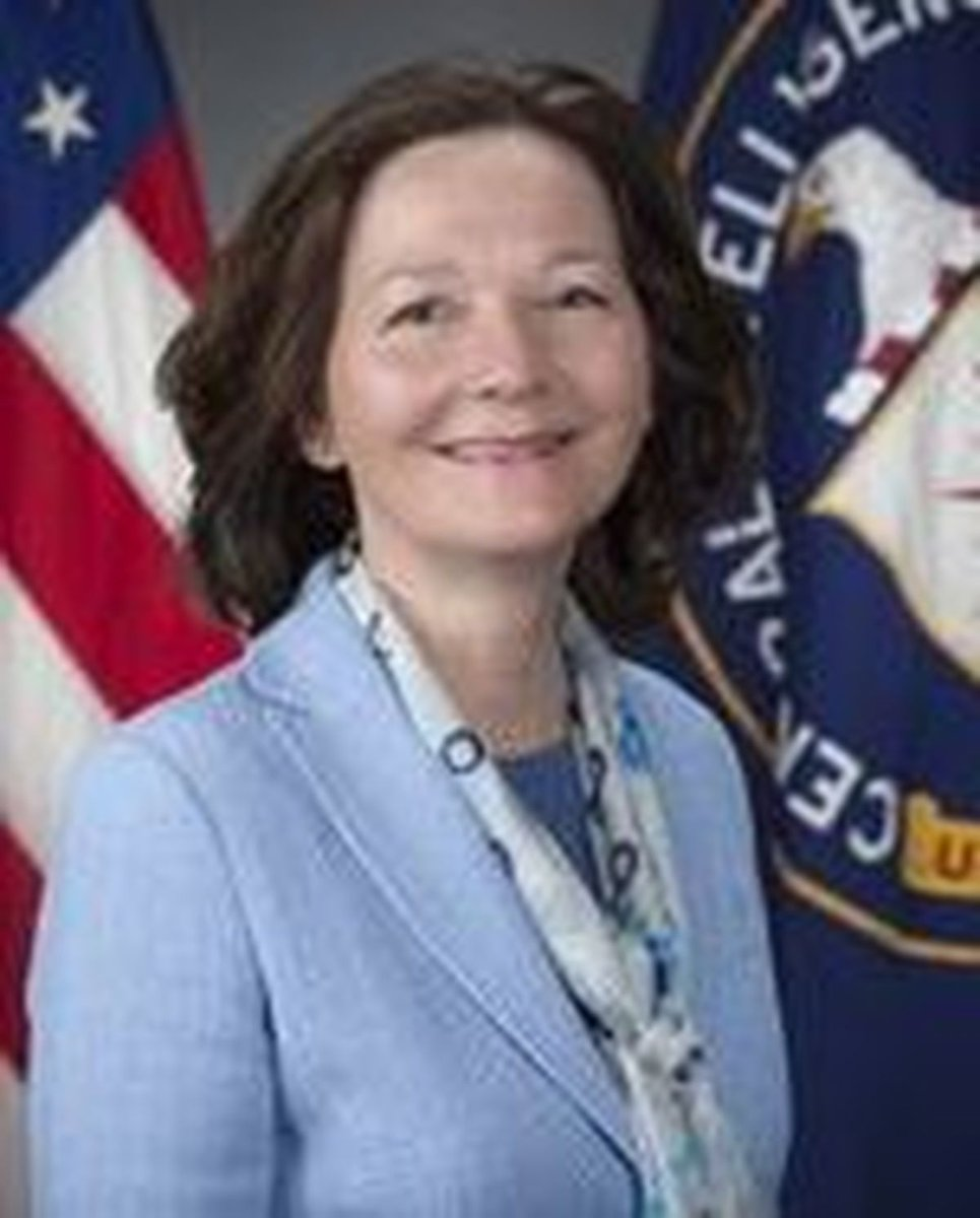 NEW: CIA Director Gina Haspel to speak on University of Louisville's campus >> https://t.co/0gysuOzyAY