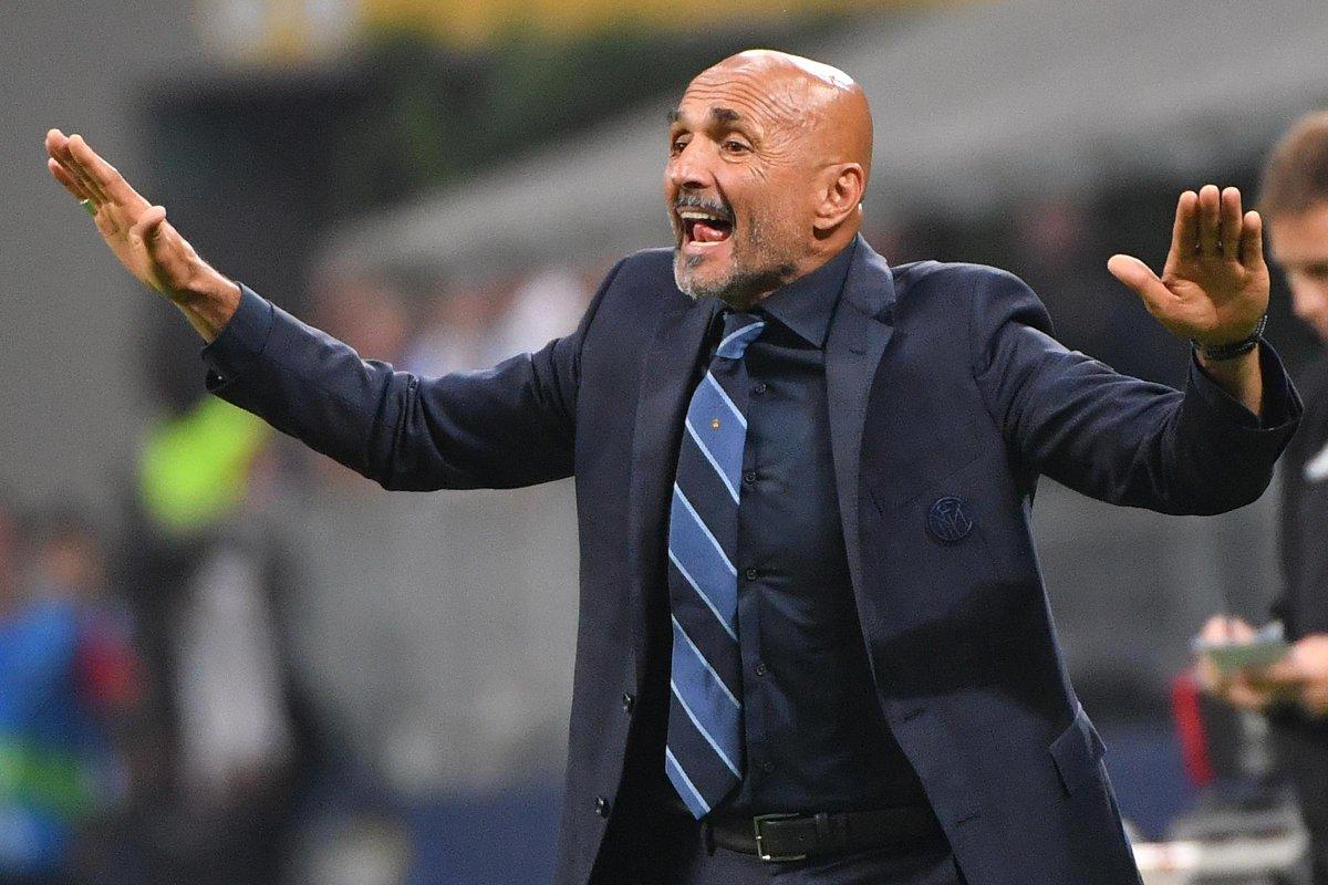 """#Inter, #Spalletti: """"Una grande partita che ci lascia un\"""