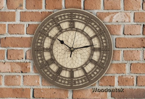 Handmade #BigBen clock in wood #Artisan #History - WorldwideShipping  - https://t.co/7TsDxLHId4