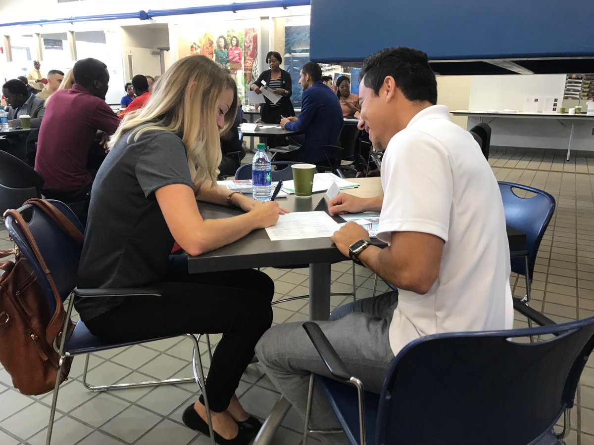 Your resume can make or break your career. We're at @FAMUFSUCOE today helping you write a winning resume. #TIcareers https://t.co/EsOMhICExk