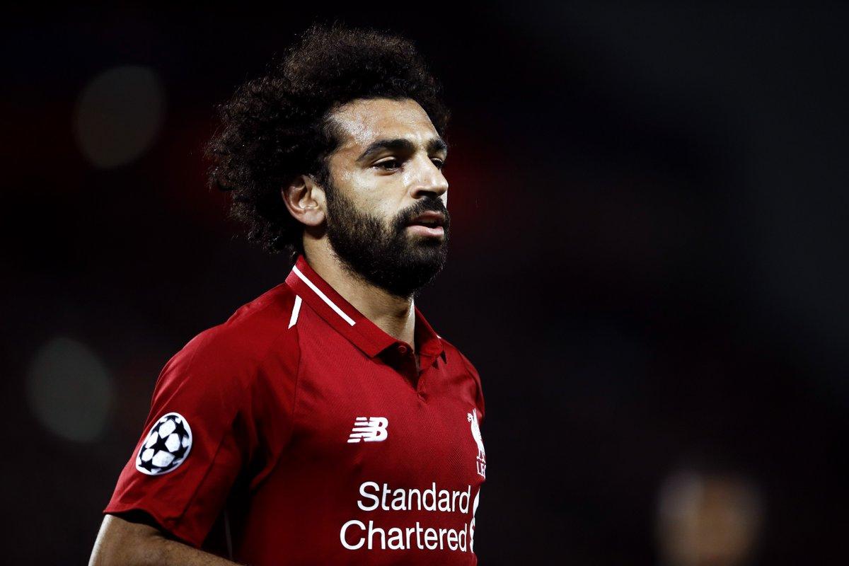 Mohamed Salah goal disallowed! Follow live: ind.pn/2ODdUXb