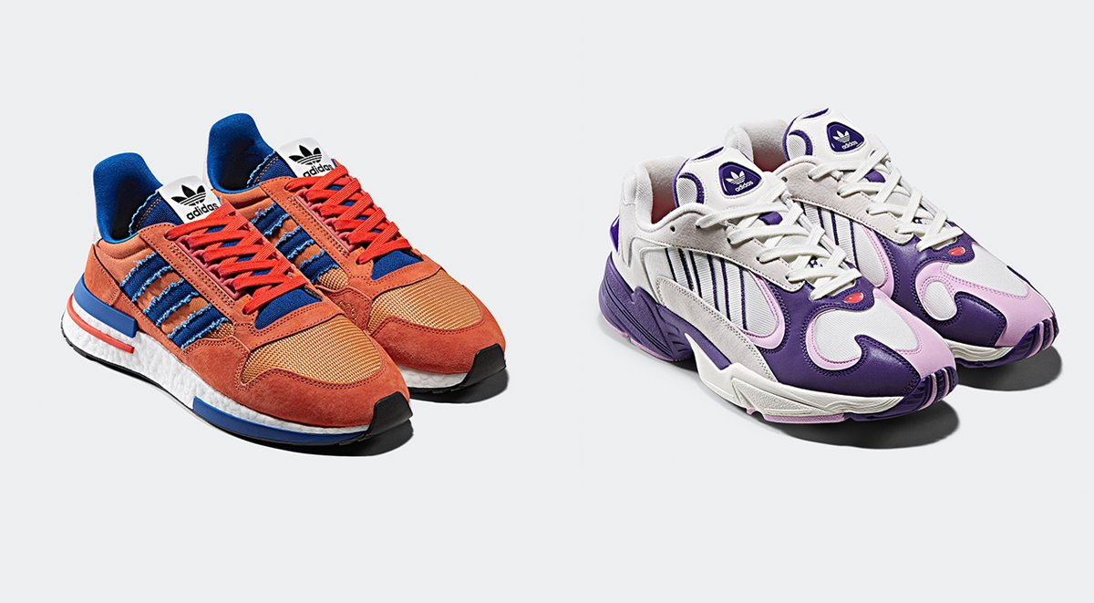 06ed5b5b12a7bb ... edition sneakers are only limited to 1000 pairs.  DBZxAdidas   DragonBallZxAdidas  AdidasxDBZ  AdidasxDragonBallZ ...