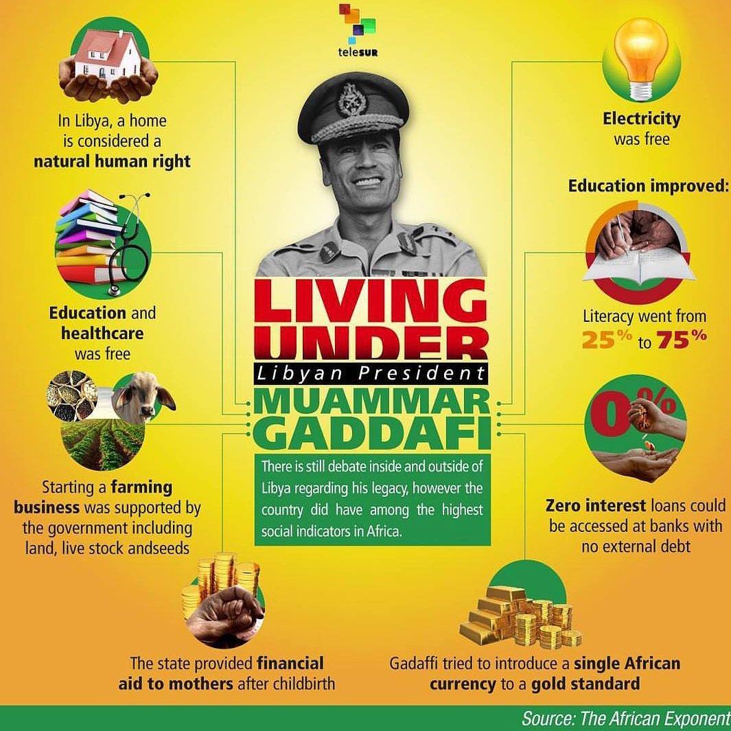 Libya Gaddafipic Twitter Jznbtwfcka