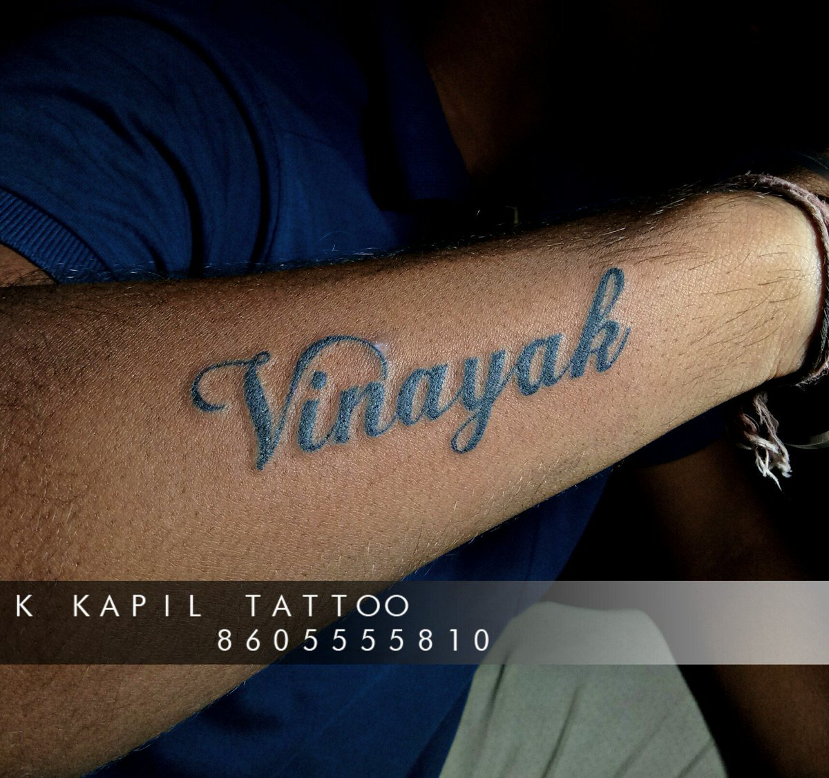 Vinayak Name Hashtag On Twitter