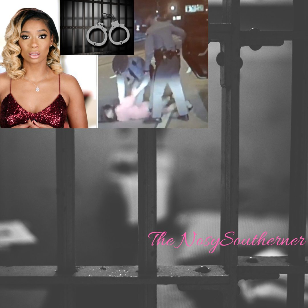 LHHATL Tommie Lee star goes to JAIL! She turned herself in. Follow my YouTube channel for the TEA!! youtu.be/WZ1HAzWjZ5M #LHHATL #YouTube
