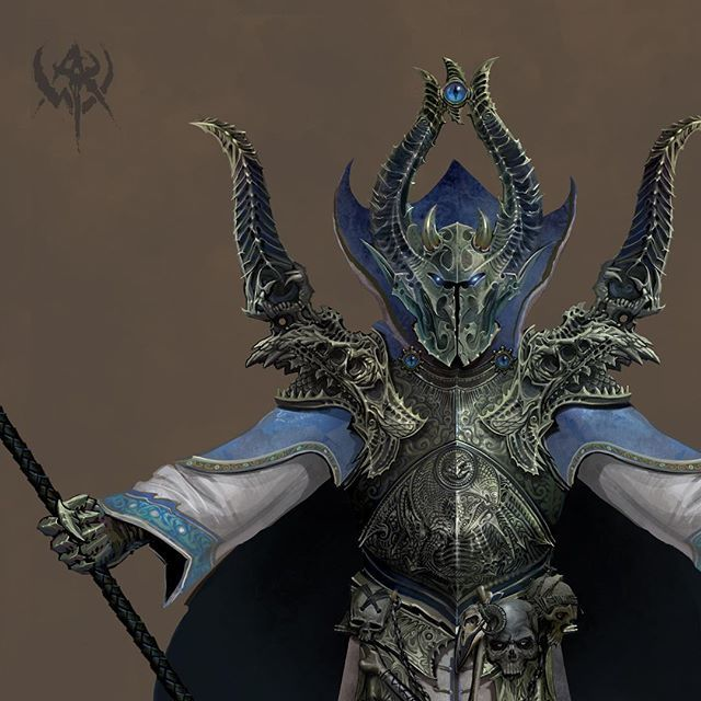 Warhammer Age Of Reckoning Concept Art