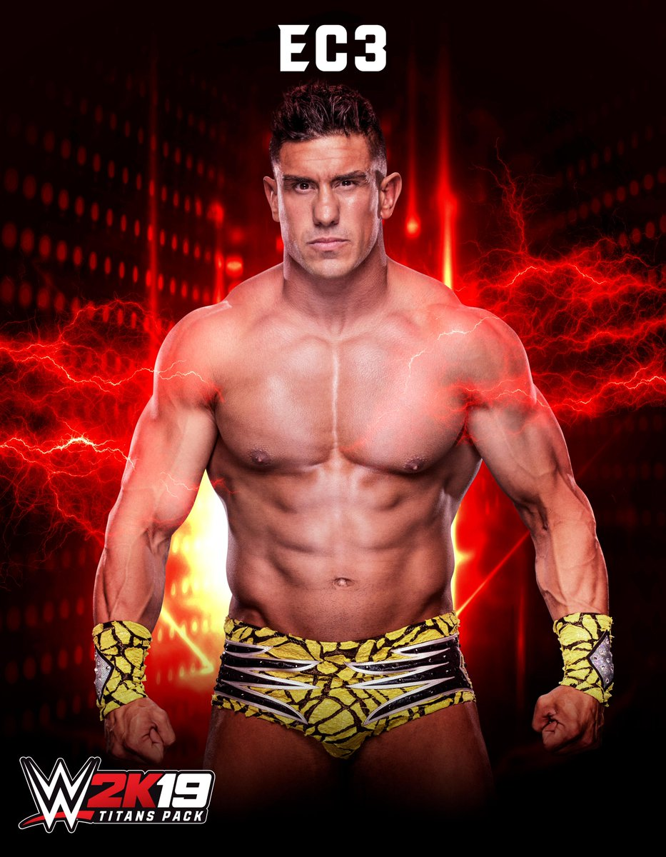 The Top 1% @therealec3 is a #WWE2K19 downloadable character! #SDLive