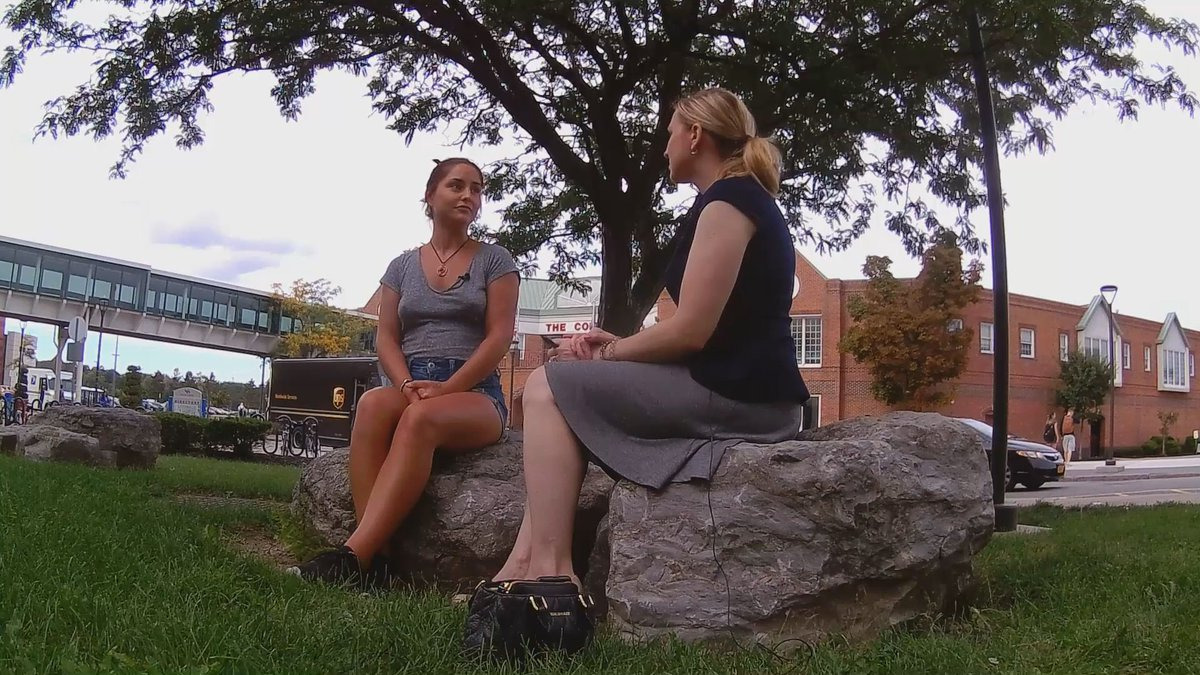 .@UBuffalo Counseling Services is helping more students now than ever before- seeing an increase of 20% from 2012-17. Tonight at 10 on @FOX29Buffalo & 11 on  - m@WGRZeet a student who says the services changed her life. Also, hear from the dir about how student care is changing.