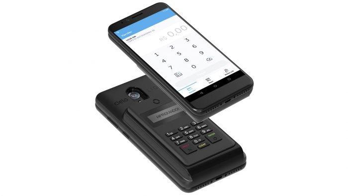Cielo e Quantum lançam smartphone com módulo de máquina decartão https://t.co/sU8AFAO07R