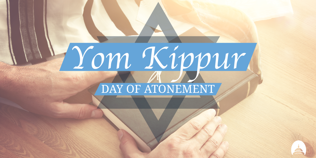 Wishing all of those observing #YomKippur an easy and meaningful fast. https://t.co/Y6EIQ81Ndp