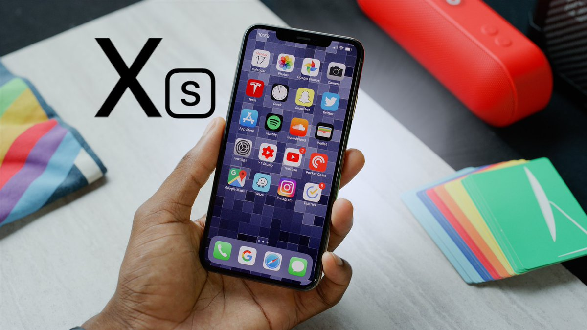 Marques Brownlee On Twitter New Video Apple Iphone Xs Review A S Mall Step Up Https T Co Ftf1a4qrvi Rt