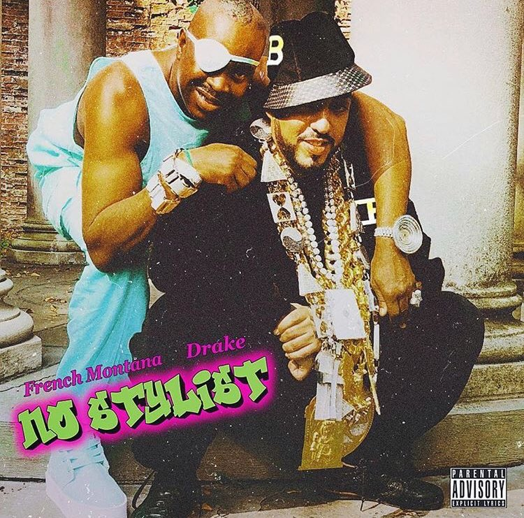 """French Montana and Drake's """"No Stylist"""" drops this thursday."""