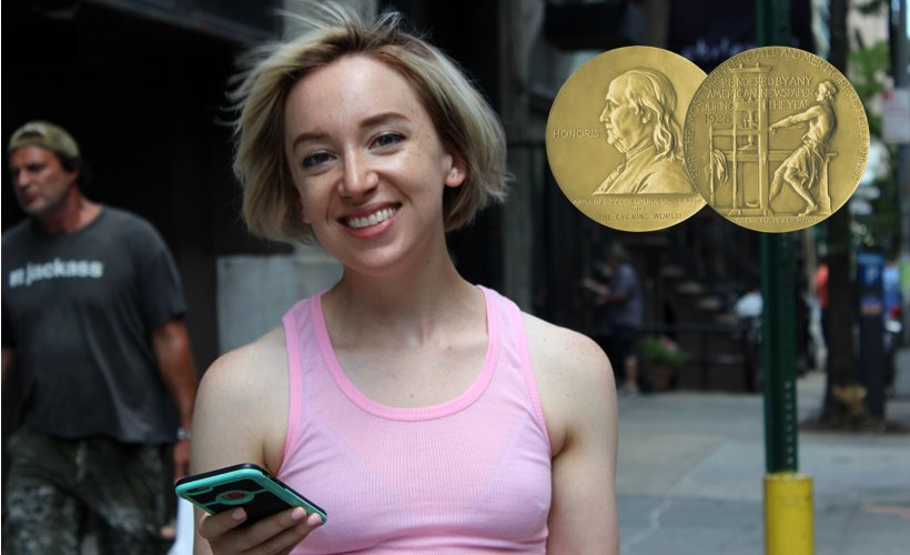 Friend Who Texted 'I'm Just Seeing This Now!' Awarded Pulitzer Prize In Fiction: ow.ly/3pn950iIh9B