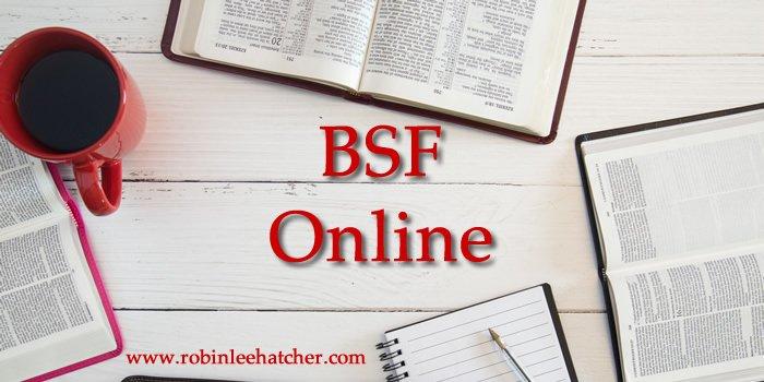bible study fellowship online