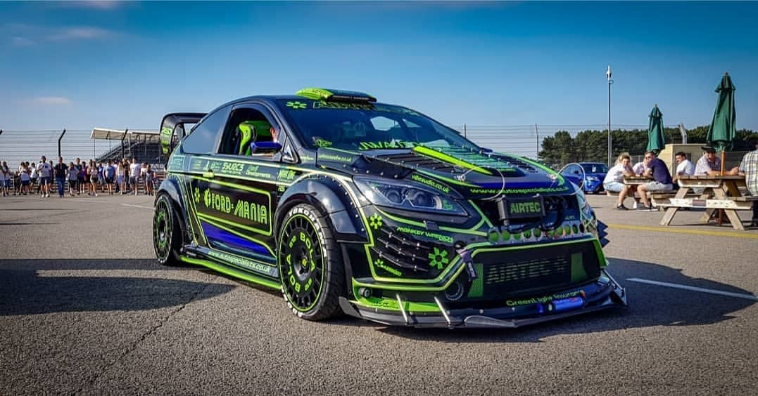 Focus Rs Hp >> Ksport Usa On Twitter Check Out Rich Rs Fox 600 Hp Ford