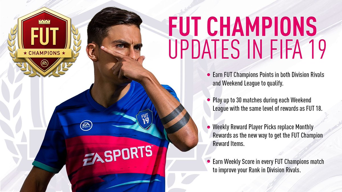 30 Games of Weekend League. There is a God! #FIFA19