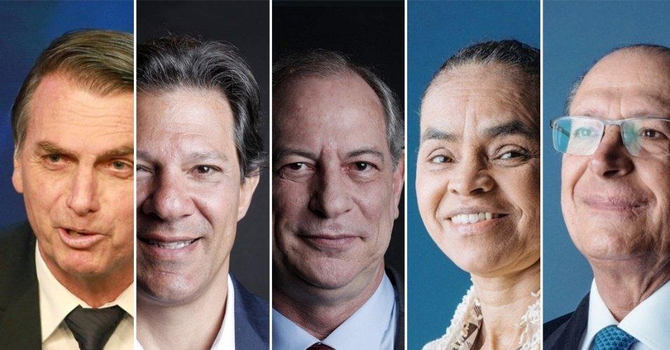 Ibope: Bolsonaro lidera com 28%; Haddad, 19%; Ciro, 11%; Alckmin, 7% https://t.co/sz4iNBYarS #UOLnasUrnas