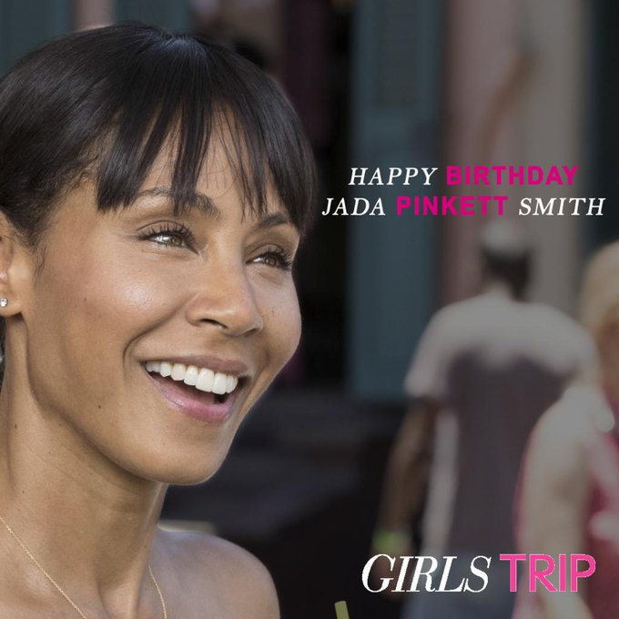Happy Birthday, Jada Pinkett Smith!