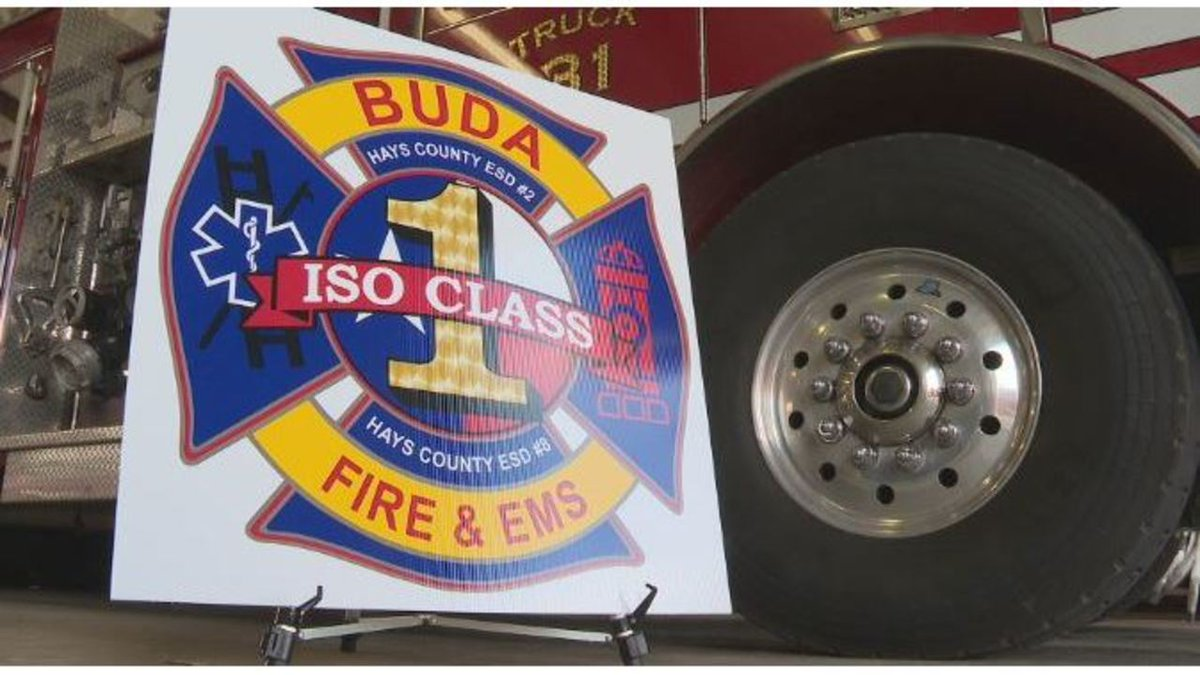 Upgraded Buda Fire rating could help lower insurance rates https://t.co/BaLCQFD1Mk