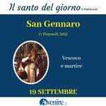 #SanGennaro Twitter Photo