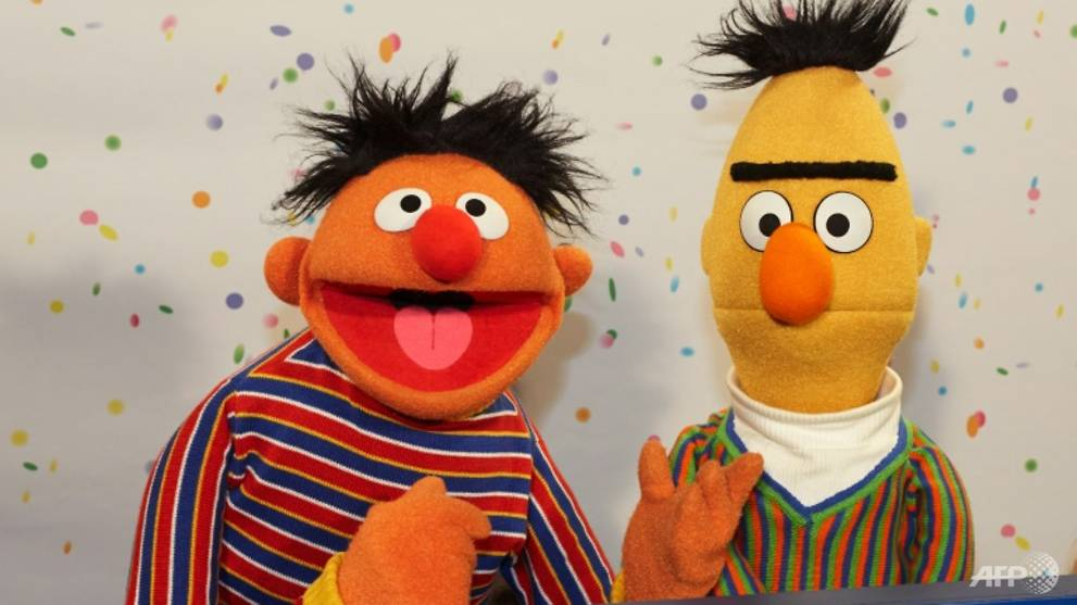 Bert and Ernie a 'loving couple' says Sesame Street writer, before backtracking https://t.co/QSgrYbqUPr