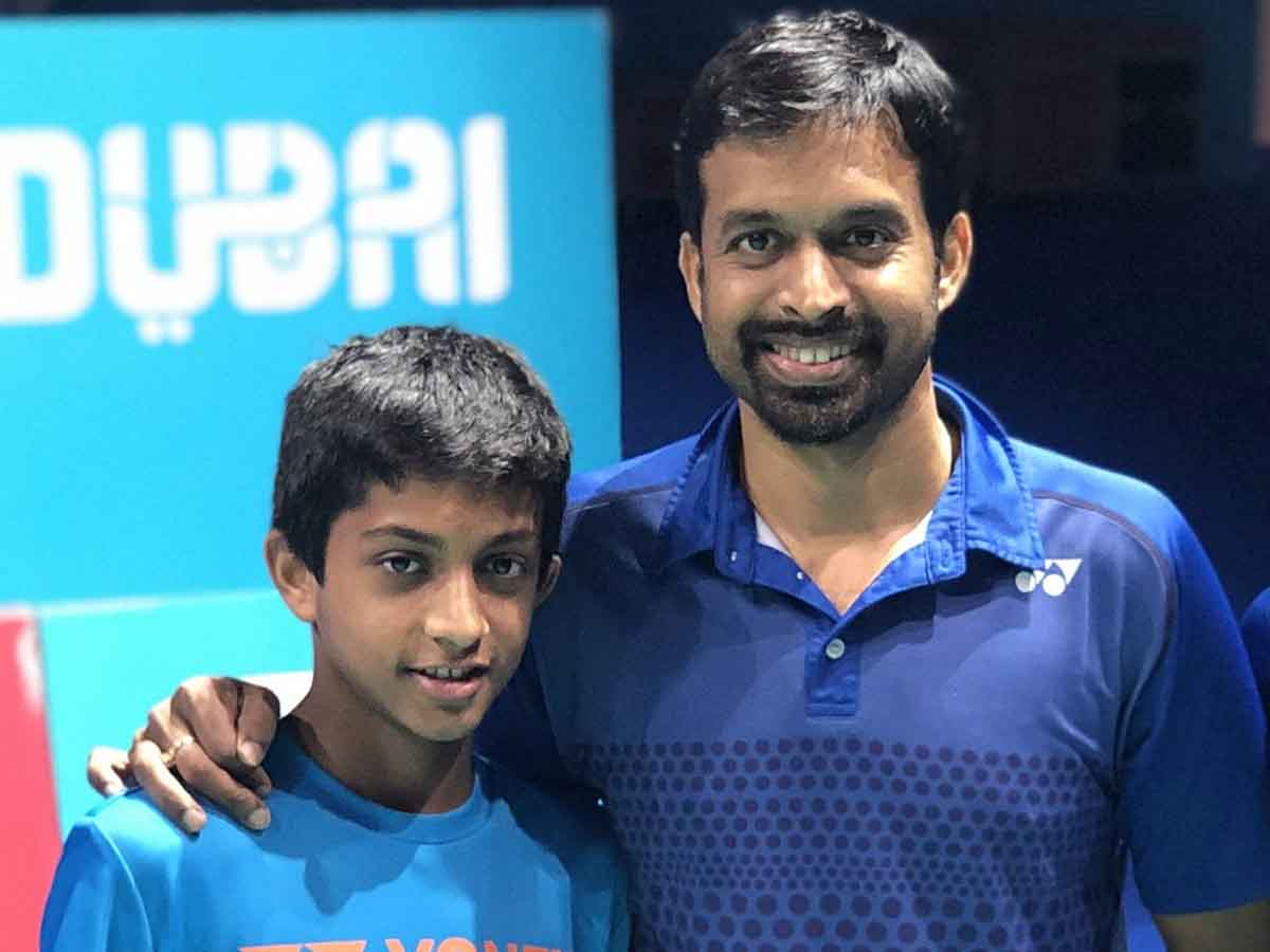 #badminton   At 14, Pullela Gopichand's son is already a star ��  READ ON ▶️ https://t.co/kFcavrHW7e https://t.co/ESmL8hGf0F
