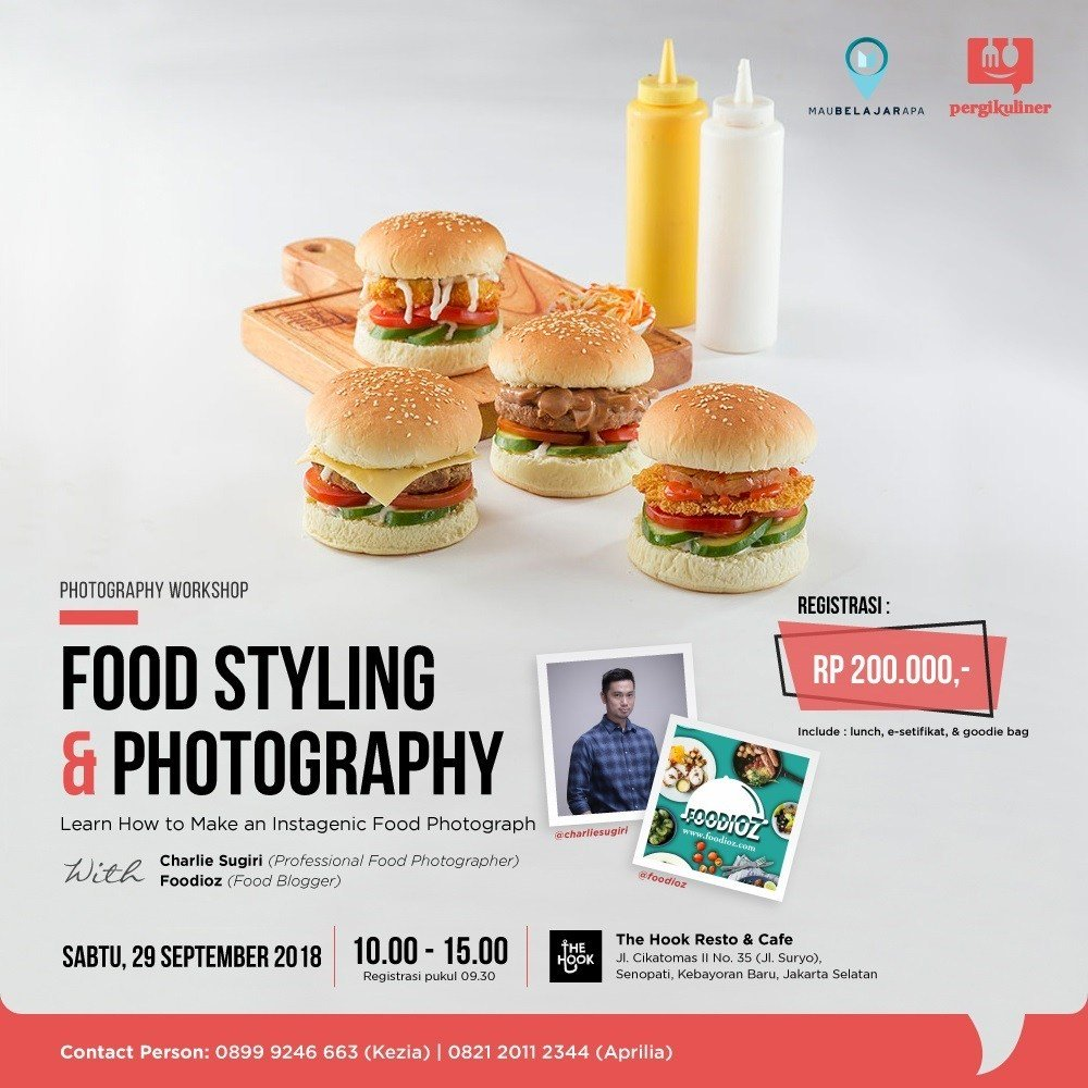FOOD STYLING AND PHOTOGRAPHY WORKSHOP: Learn How to Make an Instagenic FoodPhotograph https://t.co/4e63XK9hvB https://t.co/P2oq59V9iB