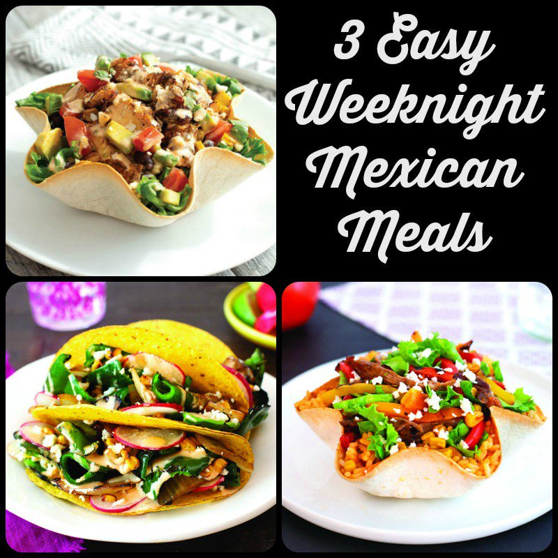 3 Easy Weeknight Mexican Meal Recipes the Entire Family Will Love! #foodie https://t.co/0C98gWiEhK https://t.co/5Ay0AzVgYU