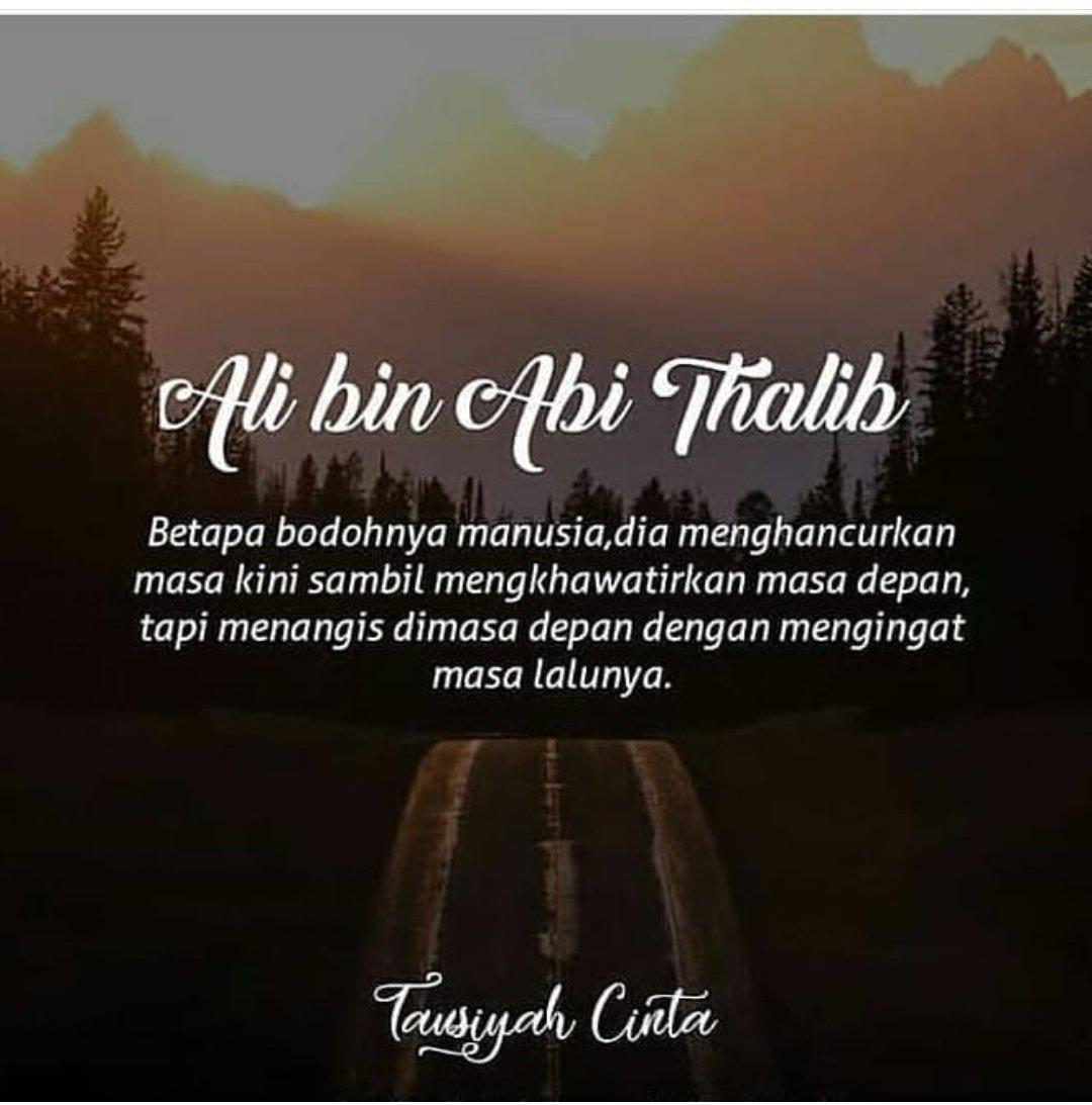 Kata Kata Bijak Ali Bin Abi Thalib Tentang Cinta