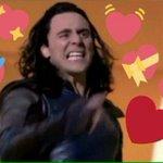 Loki Twitter Photo