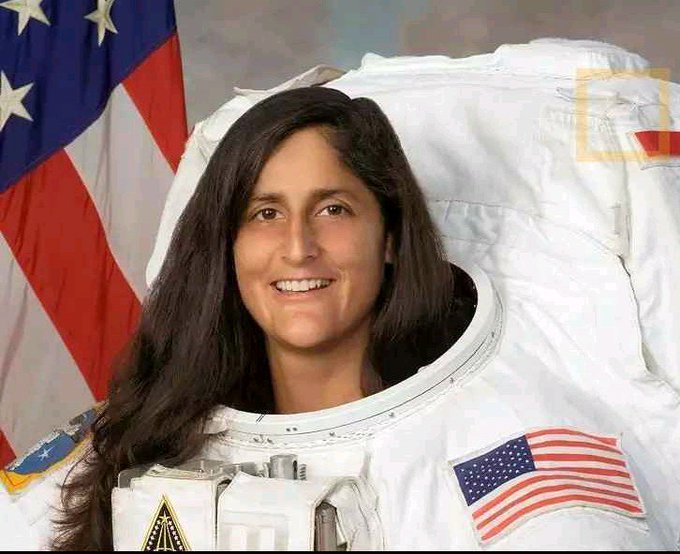 Happy birthday sunita williams..... We will always remember you... Rest in peace..