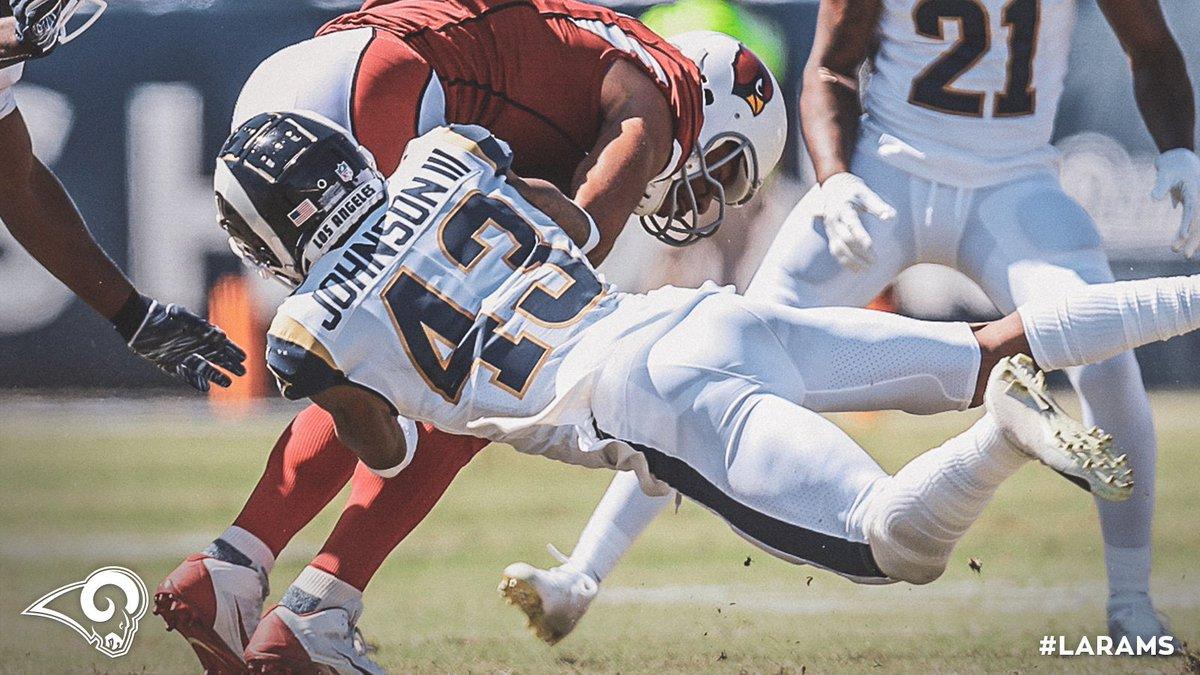 NFL.com: John Johnson Makes 'Sneaky Good' List Daily Dose 🗞 » gora.ms/IauNTR