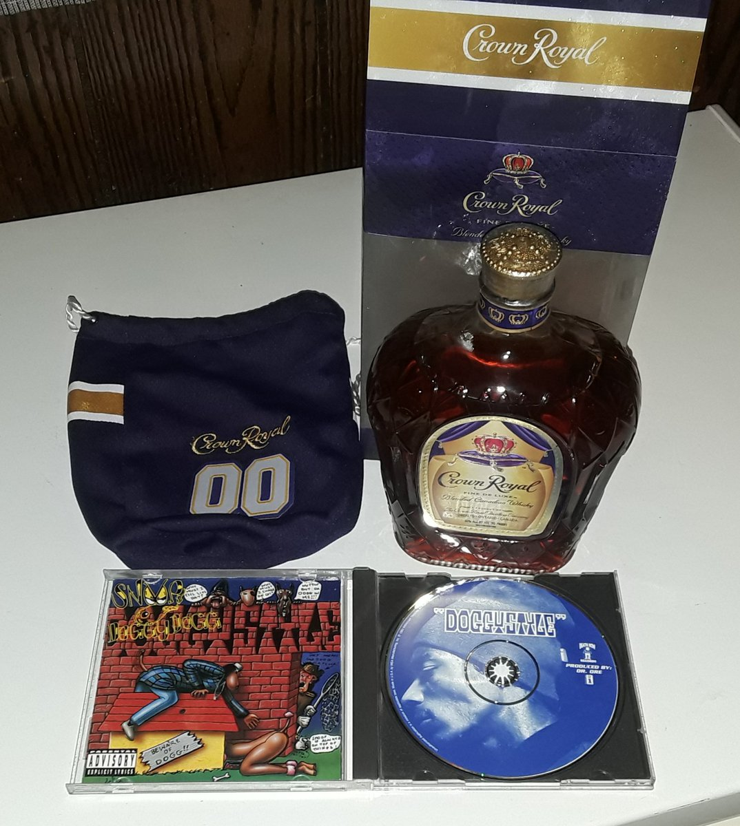crown royal game day edition