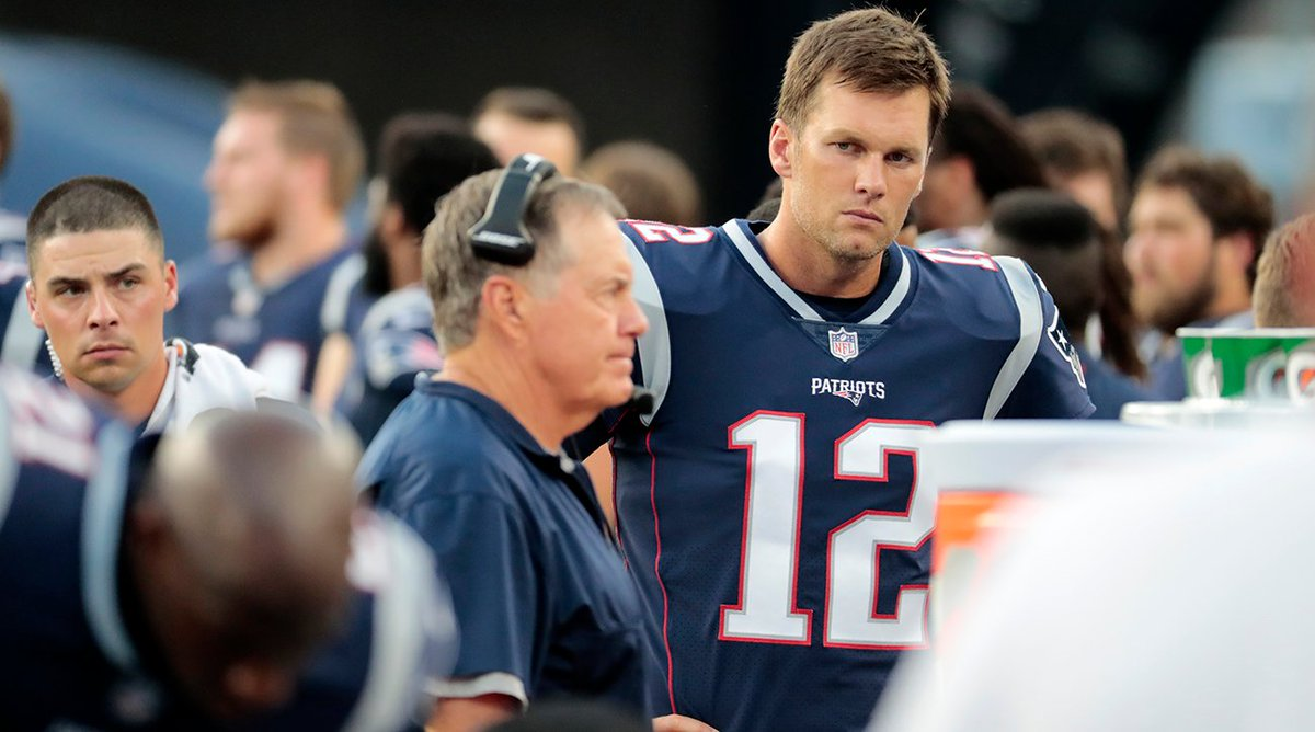 An upcoming book suggests Tom Brady has 'had enough' of Bill Belichick https://t.co/B8qFj6iD8Q