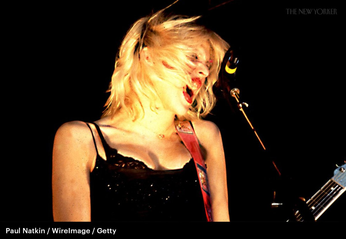 """The New Yorker recommends: """"Celebrity Skin,"""" Courtney Love's 20-year-old opus. https://t.co/bA7tZmgSo0"""