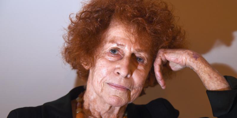 Sœur de souffrance de Simone Veil, l'écrivaine et cinéaste Marceline Loridan-Ivens est morte à 90 ans https://t.co/9XCkzX0XwI