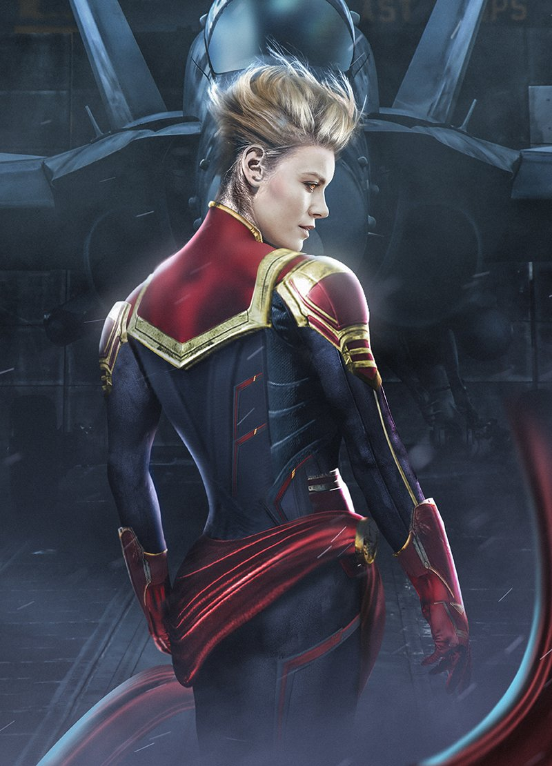 Bosslogic On Twitter Captain Marvel Cue Song Mask Off Brielarson Captainmarvel Captainmarvel Maybe We Get To See Short Hair Somewhere In Avengers4 D Russo Brothers Https T Co Yzqdn1spcc