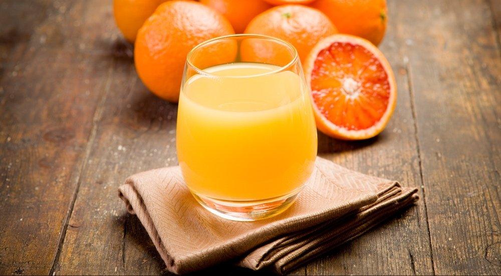 Апельсиновая диета только апельсины