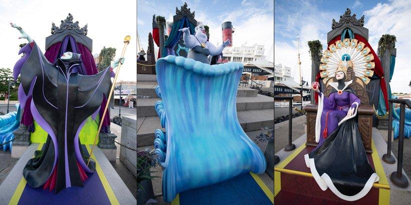 【どの #ディズニーヴィランズ と、どんな写真を撮りますか?】 東京ディズニーシーで開催中の #ディズニーハロウィーン 。 ディズニーヴィランズの妖しい力が高まり、パーク中に広がっています! 今日はそんなディズニーヴィランズのデコレーションについてお届け♪>> https://t.co/ruhTxBeG81
