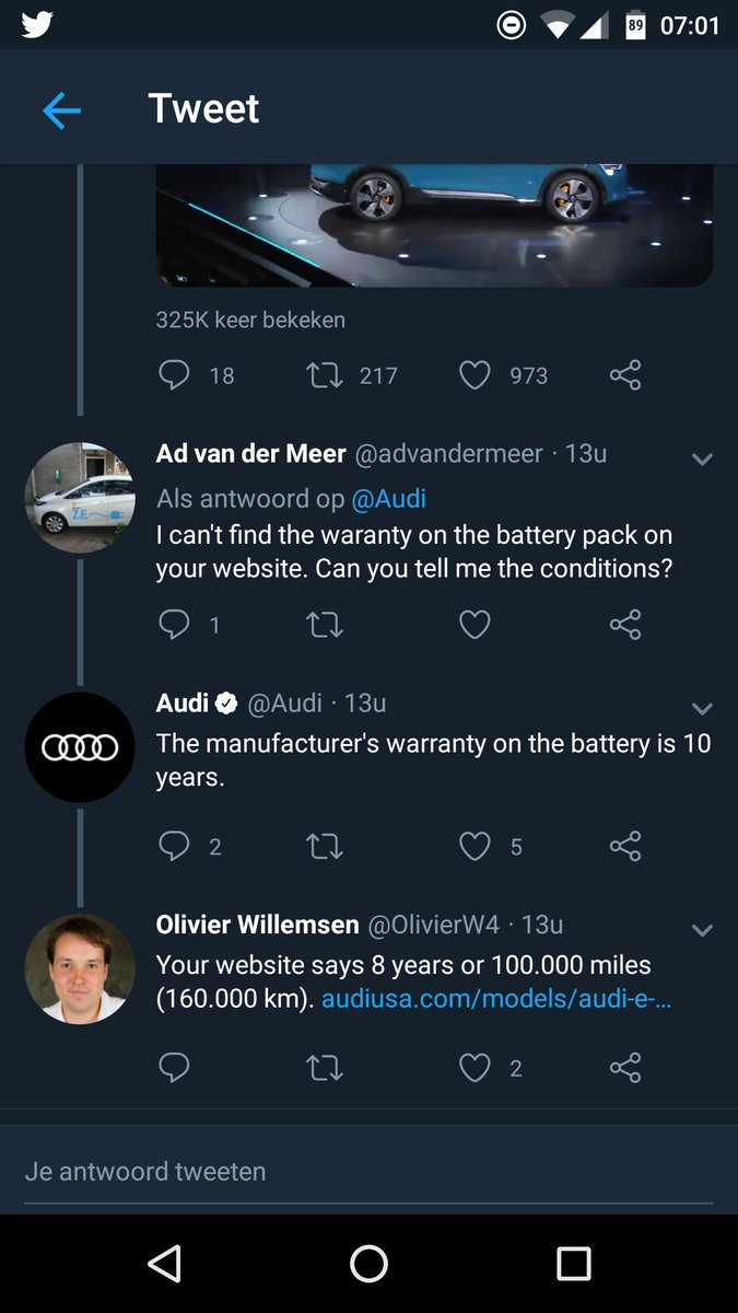 Audi On Twitter Relive The Birth Of The First Allelectric SUV - What is audi