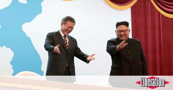 Corées : Kim Jong un va se rendre à Séoul «dans un avenir proche» et autres annonces https://t.co/3seVKrQgqB