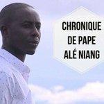 Image for the Tweet beginning: Audio-Pape Alé Niang démonte l'équipe