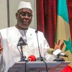 Image for the Tweet beginning: Macky Sall et la Casamance