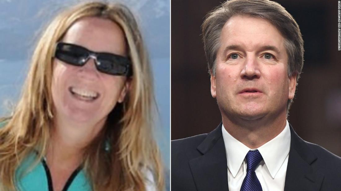 Christine Blasey Ford wants an FBI investigation before testifying https://t.co/WJxBT8eT7n