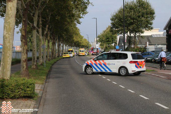 Dodelijk ongeluk op de Industrieweg Maassluis https://t.co/lHH241tNKK https://t.co/zooyG0joPl
