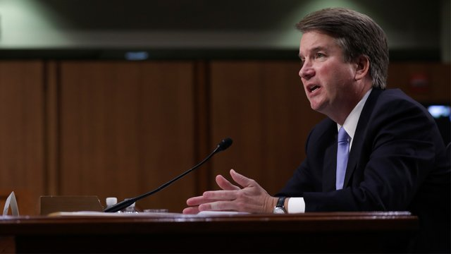 Brett Kavanaugh accuser's colleagues point to her integrity https://t.co/sqyMIlvNNK