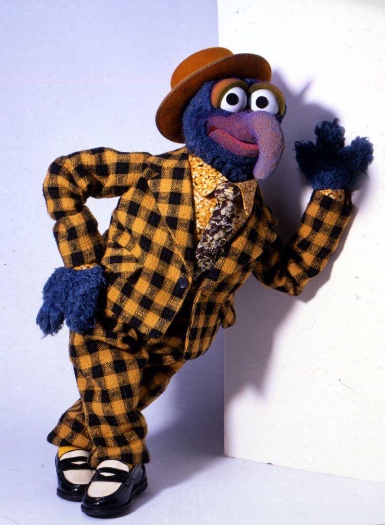 Muppets Gonzo Fans think Harr...