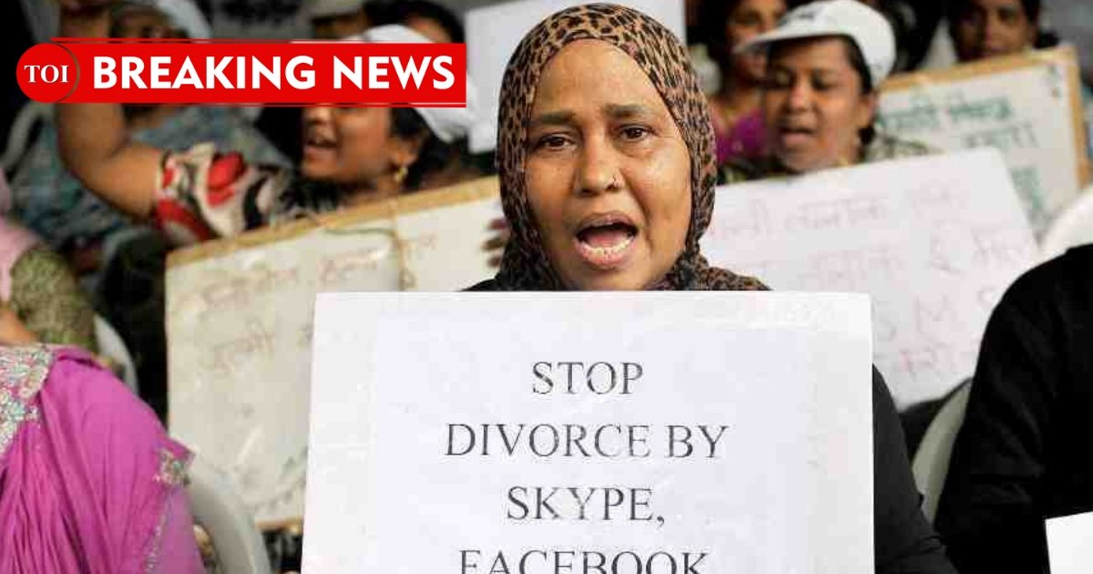 Union Cabinet approves ordinance on triple talaq   Read: https://t.co/xFFDPKVuSJ
