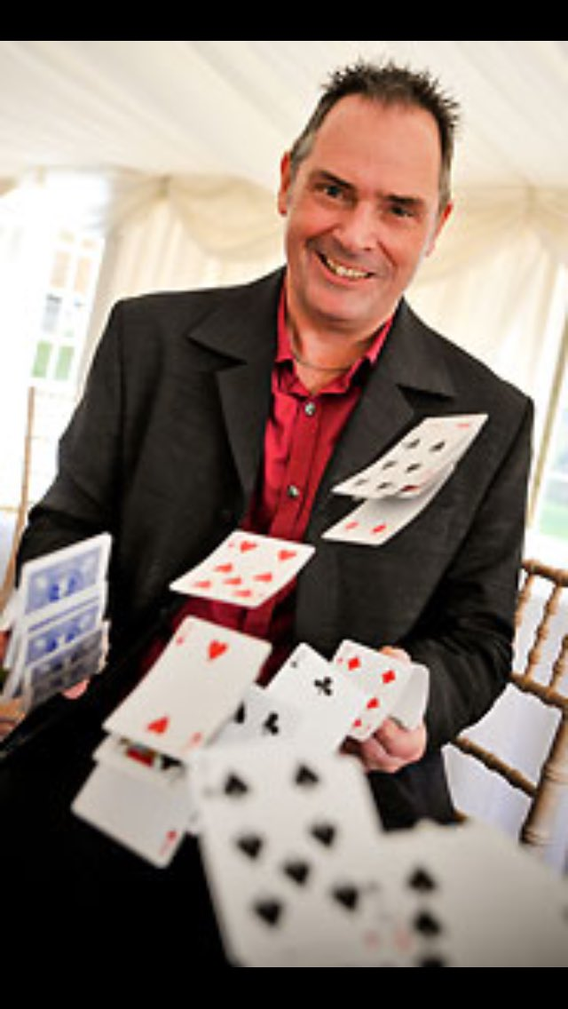 """Big shout out to """"Birthday Boy"""" - the best close-up Magician in his price range - Mr Magic himself @simplymagic19 ! Have a great day, my friend ...."""