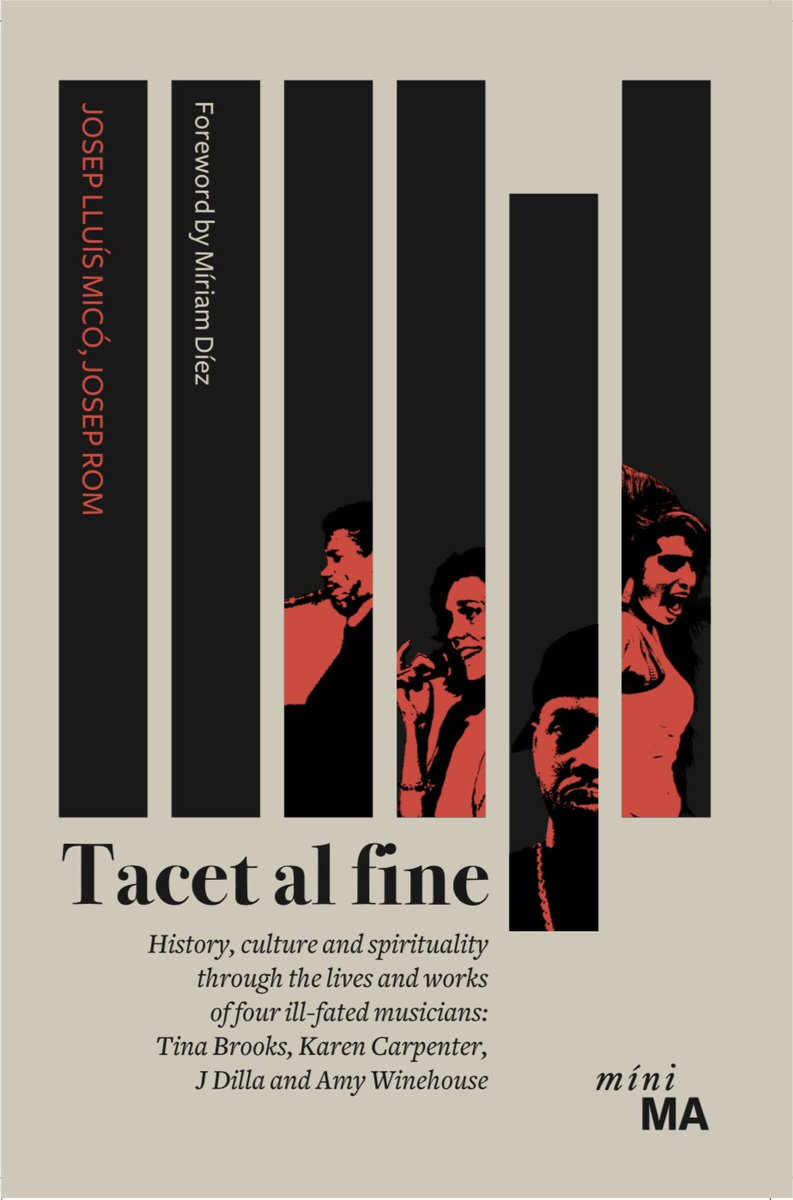 Tacet al fine (book) #Industry40 #ArtificialIntelligence #MachineLearning #DeepLearning #DataScience #BigData #Cloud #Blockchain #Marketing #Business #Techno #HouseMusic #RnB #HipHop #SoulMusic #Rock #Pop #Jazz #Music #Books #Movies #Spirituality #Historypic.twitter.com/56KBa3PHkv